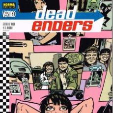 Cómics: DEAD ENDERS,ENTRE EL AYER Y EL AHORA.COLECCIÓN VERTIGO.NORMA EDITORIAL.. Lote 56963551
