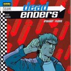 Cómics: DEAD ENDERS,EN ESTE MOMENTO.COLECCIÓN VERTIGO.NORMA EDITORIAL.. Lote 56963576