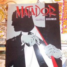 Comics - MATADOR - GRAYSON STEELFREEZE-COLECCION COMIC NOIR--NORMA - 57033924