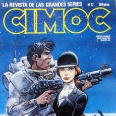 Cómics: COMIC NORMA EDITORIAL CIMOC Nº 37 MARZO 1984. Lote 57048272