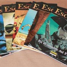 Cómics: 4 EL ESCORPION NºS 1 2 3 4 - MARINI - CIMOC EXTRA COLOR 181 190 200 208 NORMA, RUSTICA - Y SUELTOS. Lote 259969820