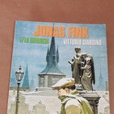 Cómics: JONAS FINK 1 LA INFANCIA – GIARDINO – NORMA ED. 1995 CIMOC EXTRA COLOR 123 - BUEN ESTADO. Lote 57174391