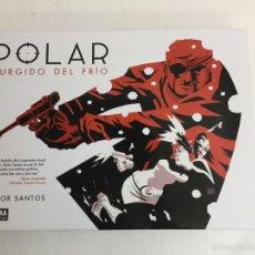 Comics - Polar 1. Surgido del Frío - Victor Santos - Norma Editorial - 57340091