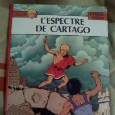 Cómics: ALIX L'ESPECTRE DE CARTAGO. Lote 57365134