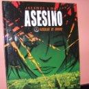 Cómics: ASESINO Nº4: VINCULOS DE SANGRE. JACAMON-MATZ. NORMA EDITORIAL. Lote 32038238