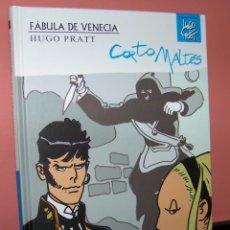 Cómics: CORTO MALTES. FÁBULA DE VENECIA. HUGO PRATT. NORMA EDITORIAL. Lote 57504390