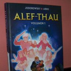 Cómics: ALEF-THAU Nº1 - INTEGRAL. JODOROWSKY-ARNO. NORMA EDITORIAL. Lote 57504720