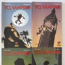 Cómics: YO VAMPIRO COMPLETA. Lote 57550345