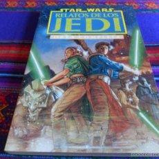 Cómics: STAR WARS RELATOS DE JEDI OBRA COMPLETA 5 NºS. NORMA 1994. NUEVO. DIFÍCIL!!!!. Lote 57573296