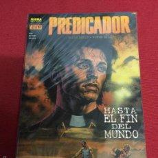 Cómics: NORMA , PREDICADOR , HASTA EL FIN DEL MUNDO MUY BUEN ESTADO. Lote 57605694