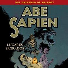 Cómics: CÓMICS. ABE SAPIEN 5. LUGARES SAGRADOS - MIKE MIGNOLA/SCOTT ALLIE/MAX FIUMARA/SEBASTIAN FIUMARA. Lote 57654983