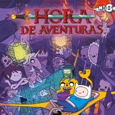 Comics - Cómics. HORA DE AVENTURAS 8 - Hastings/Zack Sterling - 57655013