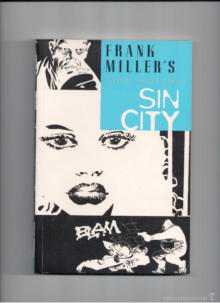 e634ec6665 Frank miller -alcohol,chicas y balas- sin city - Sold through Direct ...