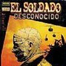 Cómics: EL SOLDADO DESCONOCIDO Nº1 DE 2 . NORMA. Lote 57735856