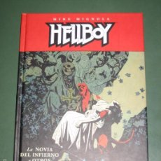 Cómics: HELLBOY #15: LA NOVIA DEL INFIERNO Y OTROS RELATOS (MARVEL/FORUM) -50% PVP -MIKE MIGNOLA -. Lote 57808065