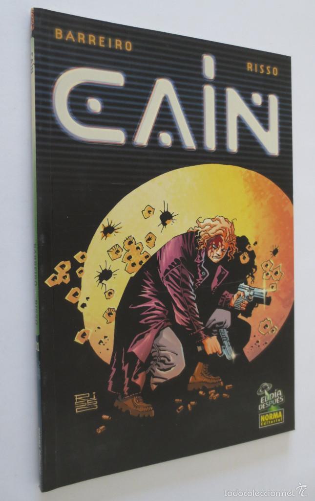 CAIN NORMA (Tebeos y Comics - Norma - Comic USA)