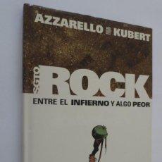 Cómics: SARGENTO ROCK ENTRE EL INFIERNO Y ALGO PEOR. Lote 57808933