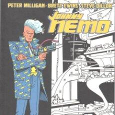 Cómics: PETER MILLIGAN,STEVE DILLON, BRETT EWINS.JOHNNY NEMO. 100 PGNS. RECERCA.. Lote 234905295