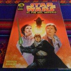 Cómics: STAR WARS EL FIN DEL IMPERIO. NORMA 1996. 500 PTS. PRESTIGIO. MBE Y MUY DIFÍCIL.. Lote 57888427