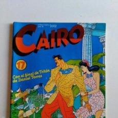 Cómics: CAIRO Nº 17. NORMA EDITORIAL. Lote 57940744