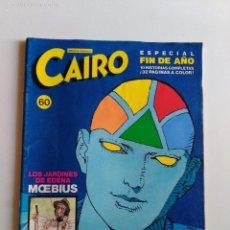 Cómics: CAIRO Nº 60 ED. NORMA.. Lote 57940801