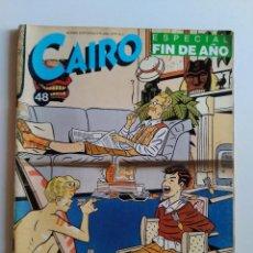 Cómics: CAIRO Nº 48. NORMA EDITORIAL. Lote 57952529