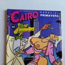 Cómics: CAIRO 42. EDITORIAL NORMA. Lote 57952659