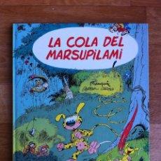 Cómics: ÁLBUMES CAIRO Nº 14. LA COLA DEL MARSUPILAMI , NORMA 1988. - FRANQUIN, BATEM. GREG. Lote 57954553