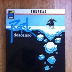 Cómics: RORK: DESCENSO ( ANDREAS ) COLECCION PANDORA Nº 38 AÑO 1993. Lote 57956203