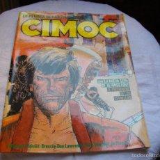 Cómics: COMICS - PARA ADULTOS - CIMOC - Nº 22 - VER FOTOS - MIRAR TODOS MIS LOTES DE TEBEOS. Lote 58127775
