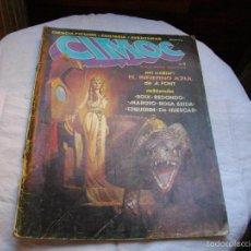 Cómics: COMICS - PARA ADULTOS - CIMOC - Nº 9 - VER FOTOS - MIRAR TODOS MIS LOTES DE TEBEOS. Lote 58127855