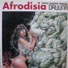 Cómics: TOMO DRUUNA AFRODISIA DE PAOLO ELEUTERI SERPIERI. Lote 58133832