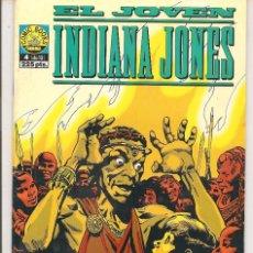 Cómics: EL JÓVEN INDIANA JONES. Nº 4 (DE 12). NORMA 1992. (RF.MA) C/8. Lote 58143174