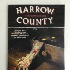 Cómics: HARROW COUNTY 1. INNUMERABLES SERES - CULLEN BUNN, TYLER CROOK - NORMA EDITORIAL. Lote 58197646