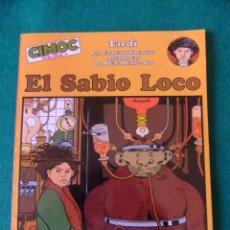 Comics : CIMOC EXTRA COLOR Nº 2 ADELE BLANC-SEC EL SABIO LOCO. Lote 58224672
