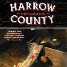 Cómics: CÓMICS. HARROW COUNTY 1. INNUMERABLES SERES - CULLEN BUNN/TYLER CROOK. Lote 58231747