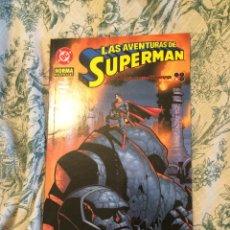 Cómics: LAS AVENTURAS DE SUPERMAN MUNDOS EN GUERRA Nº 3 DE 4. Lote 58304468