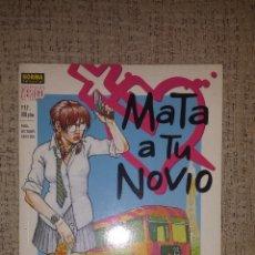 Cómics: DC COMICS - VÉRTIGO: MATA A TU NOVIO DE GRANT MORRISON Y PHILIP BOND (NORMA CÓMICS). Lote 194150475