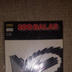 Cómics: DC COMICS - VÉRTIGO: 100 BALAS - DIEZ PALMOS BAJO PLOMO (NORMA CÓMICS). Lote 58328621