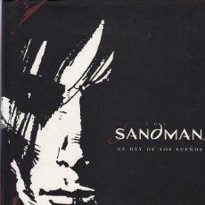 Cómics: THE SANDMAN - EL REY DE LOS SUEÑOS (NORMA,2004) - ALISA KWITNEY - NEIL GAIMAN. Lote 58359139