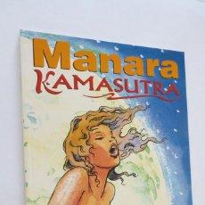 Cómics: MANARA KAMASUTRA. Lote 58487725