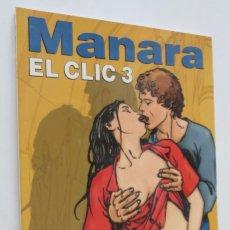 Cómics: MANARA EL CLIC 3. Lote 58487789