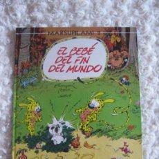 Cómics: EL BEBE DEL FIN DEL MUNDO - COLECCION ALBUMES DE CAIRO N. 16 - MARSUPILAMI 2. Lote 58507138