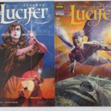 Cómics: LUCIFER LA CASA DE LAS SALAS SIN VENTANAS. Lote 58517655