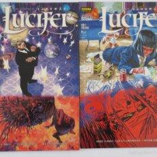 Cómics: LUCIFER NIÑOS Y MONSTRUOS. Lote 58517691