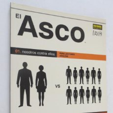 Cómics: EL ASCO 1. Lote 58531901