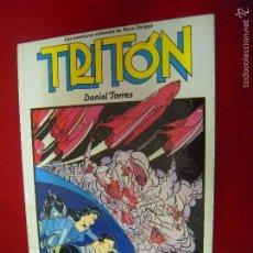 Cómics: LOS ALBUMES DE CAIRO 4 - TRITON - DANIEL TORRES - CARTONE. Lote 58548209