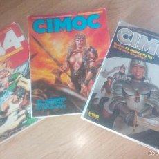 Cómics: CIMOC Nº 23 - CIMOC Nº 25 - 1984 (EL COMIC DE LA FANTASIA Y LA CIENCIA FICCION PARA ADULTOS. Lote 109763571