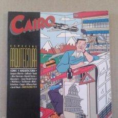 Cómics: CAIRO ESPECIAL ARQUITECTURA, DE NORMA EDITORIAL.. Lote 58594538