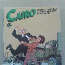 Cómics: ANTOLOGÍA CAIRO Nº15, INCLUYE LOS NÚMEROS 46, 47 Y 48. NORMA EDITORIAL.. Lote 58594548